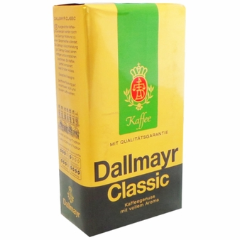 Dallmayr- Classic, 8.8oz/250g (Single)