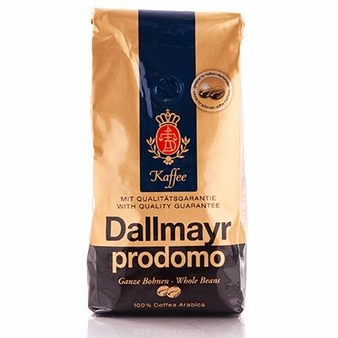 Dallmayr- Prodomo Whole Beans, 17.6oz/500g (Single)