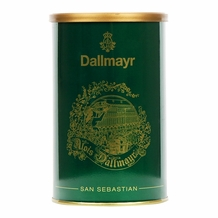 Dallmayr- San Sebastian Green Tin, 8.8oz/250g (Single)