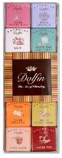 "Dolfin Belgian Chocolate - ""Panache Assortment"" 24 piece box, 108g/3.76oz, 5 - Pack"