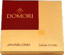 "Domori Italian Dark Chocolate Bar - Cacao Criollo ""Javablond"", 70% Cocoa, 25g/.88oz (Single)"