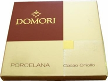 "Domori ""Porcelana"", Cacao Criollo series,  Italian Dark Chocolate Bar, 70% Cocoa, 25g/.88oz. (12 Pack)"