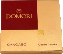 "Domori ""Sambirano"", Italian Chocolate - Single Origin, 70% Cocoa, 25g/.88oz. (6 Pack)"