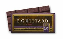 "E. Guittard Chocolate - ""Ambanja - Madagascar"" Bittersweet Chocolate Bar, 65% Cocoa, 56.7g/2.0oz."