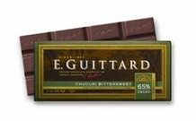 "E. Guittard Chocolate - ""Chucuri - Colombia"" Bittersweet Chocolate Bar, 65% Cocoa, 56.7g/2.0oz. Kosher Dairy (Single)"