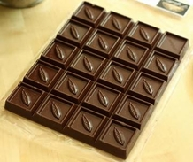 "E. Guittard Chocolate - ""Kokoleka Hawaiian - Single Origin"" Dark Chocolate BLOCK, 55% Cocoa, 500g/ 1.1 lb (Single)"