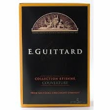 "E. Guittard Chocolate - ""L'Etoile du Nord"" Semisweet Dark Chocolate Wafers for Baking and Eating, 64% Cocoa, 5kg/11lb. Box (Single)"