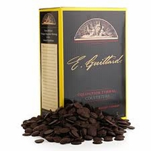 "E. Guittard Chocolate - ""La Premiere Etoile"" Semisweet Dark Chocolate Wafers for Baking and Eating, 58% Cocoa, 5kg/11lb. Box"