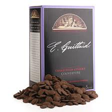 "E. Guittard Chocolate - ""Soleil d'Or"" (Golden Sun) Milk Chocolate Wafers for Baking and Eating, 38% Cocoa, 5kg./11lb."