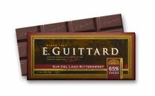 "E. Guittard Chocolate - ""Sur del Lago - Venezuela"" Bittersweet Chocolate Bar, 65% Cocoa, 56.7g/2.0oz.(12 Pack)"