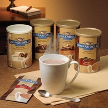 "Ghirardelli ""NEW BAG""- ""Chocolate Mocha"" Hot Chocolate, 298g/10.5oz."