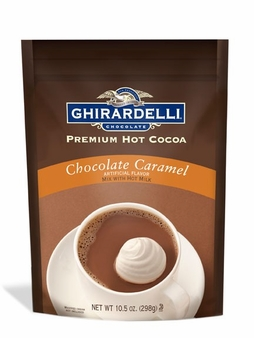 "Ghirardelli Chocolate - ""Caramel"" Hot Chocolate, 298g/10.5oz. (Single)"