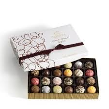 Godiva Chocolate-Godiva Chocolatier Ultimate Dessert Truffles Belgian Chocolates Gift Box 12 Pieces 8.2 oz/ 232g  (Single)