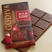 Godiva Chocolate Bars