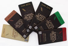 Green & Black�s Organic Bar Samplers