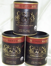 Green & Black's Organic Chocolate - Organic Hot Chocolate, 150g/5.3oz