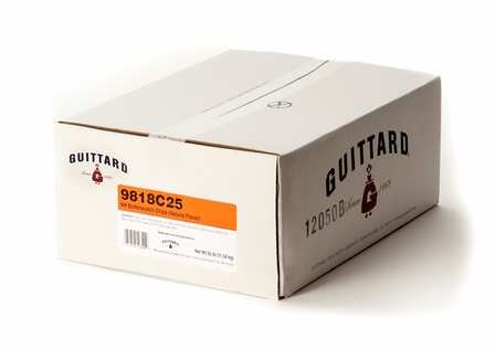 "Guittard Chocolate - 1000 ct. Chocolate Chips ""Butterscotch"", 25 Lb. Case (Single)"