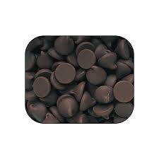 "Guittard Chocolate - 350 ct. Giant Chocolate Chips ""Semisweet Chocolate"", Repackaged, 2lb"