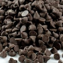 "Guittard Chocolate - 4000 ct. Chocolate Chips ""Semisweet Chocolate"", Repackaged, 1kg/2.2lb."