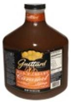 "Guittard Chocolate - ""Caramel"" Flavored Syrup, 411g/14.5oz."