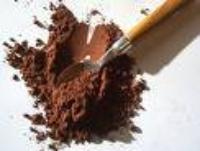 "Guittard Chocolate - Cocoa Powder, Full Dutched Process (Black Color) ""Dark Cocoa"", 10-12% Cocoa Butter, Repackaged, 2lb Bag"