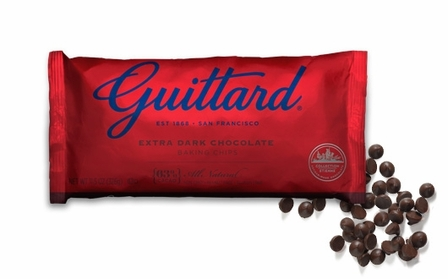 "Guittard Chocolate - ""Extra Dark Chocolate Chips"", 63% Cocoa, 11.5oz/326g"