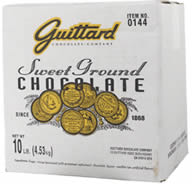 Guittard Ground Chocolate