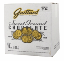 Guittard Chocolate - Guittard's Sweetened Ground Chocolate, Repackaged, 2 lb.
