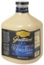 "Guittard Chocolate - Sweet Ground ""White Chocolate"" Satin Syrup, 95oz"