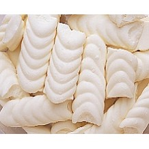 "Guittard Chocolate - ""White Ripple Chunks"", 1 Pound, Repackaged"