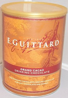 "Guittard - ""Grand Cacao Drinking Chocolate"", 1 Pound Bag, Repackaged (Single)"