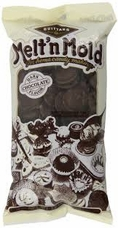 "Guittard - Melt 'n Mold ""Dark Chocolate"", 12oz./ 340g"