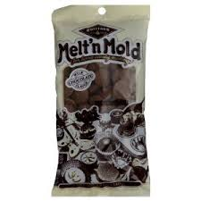 "Guittard - Melt 'n Mold ""Milk Chocolate"", 12oz./ 340g (6 Pack)"