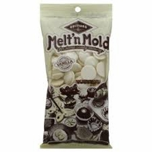 "Guittard - Melt 'n Mold ""White/Vanilla Chocolate"", 12oz./ 340g (Single)"