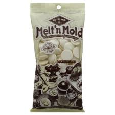 "Guittard - Melt 'n Mold ""White/Vanilla Chocolate"", 12oz./ 340g (6 Pack)"