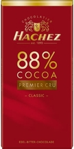 Hachez Chocolate Bars