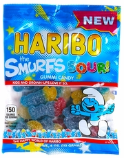 Hairbo Sour Smurfs