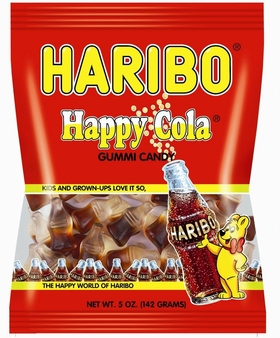 Haribo Happy Cola 5oz./142 grams (12 pack)