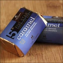 Lake Champlain Chocolates - Five Star Bars