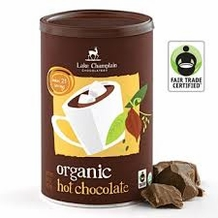 "Lake Champlain Chocolates - ""Organic Fair Trade"" Hot Chocolate, 16 oz."