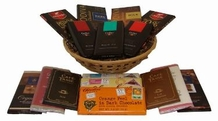 "Large ""Belgian Chocolate Gift Basket"""