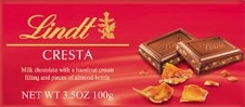 Lindt Chocolate Bars - 100g / 3.5oz