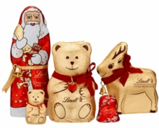 LINDT Christmas Items!