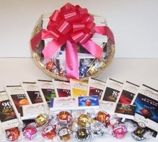 Lindt Excellence Gift Basket