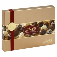 LINDT SWISS CHOCOLATE- LINDT SIGNATURE SELECTIONS MILK CHOCOLATE CARAMELS