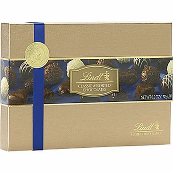 "Lindt Swiss Chocolate - ""Classic Assortment"" 177g/6.2oz. (Single)"