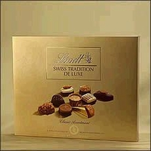 "Lindt Swiss Chocolate - ""Classic Assortment"" 177g/6.2oz."