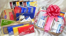 Lindt Swiss Chocolate - Lindt Chocolate's Gift Basket!