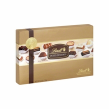 "LINDT SWISS CHOCOLATE - ""PETITS DESSERTS"" 18 PIECES, 170G/6.0OZ. (SINGLE)"