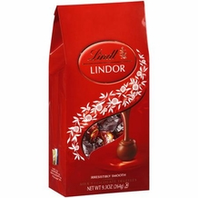 Lindt Truffle - Lindt Lindor Truffles Milk Chocolate (red wrap), 9.3oz bag